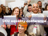 Image promoting the annual equality conference