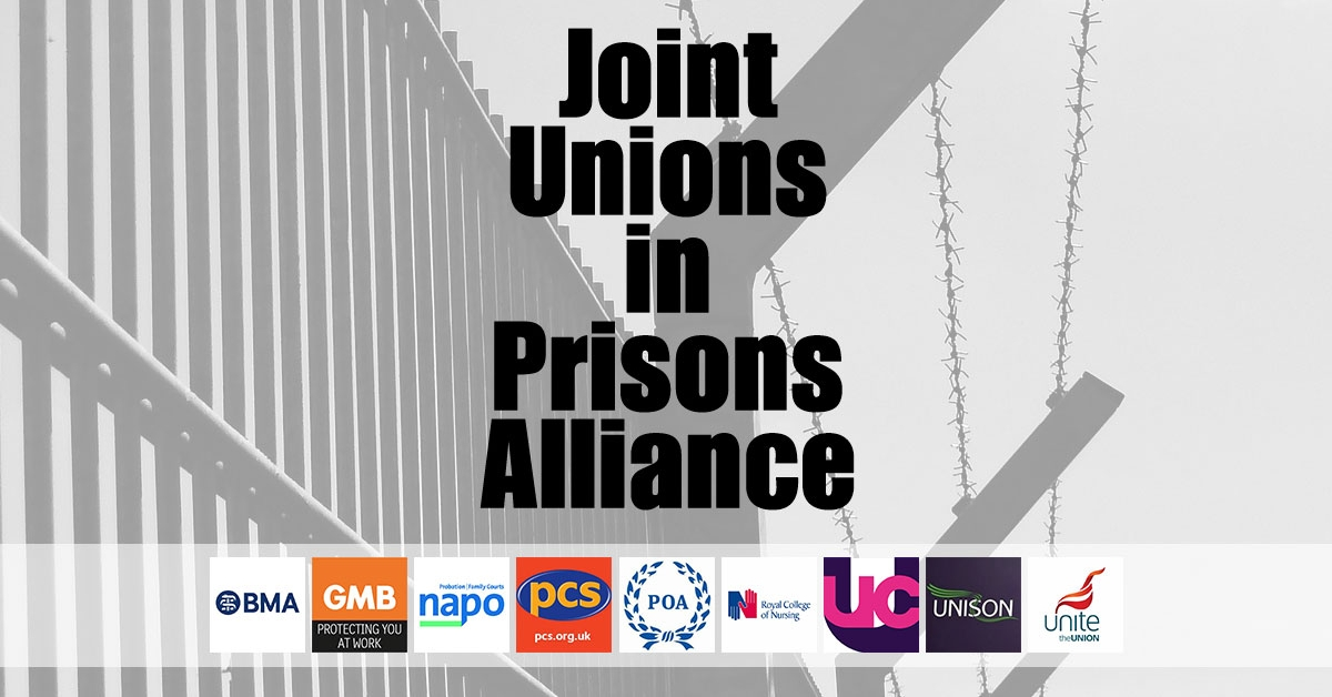 Joint Unions in Prisons Alliance (JUPA)