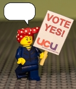 GTVO Rosie vote yes (marching): best for social media