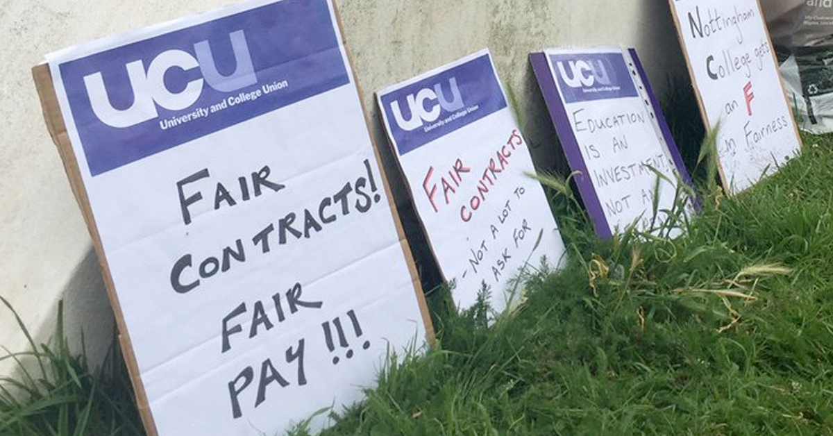 Friday - 5 Jul 19 - Notts placards