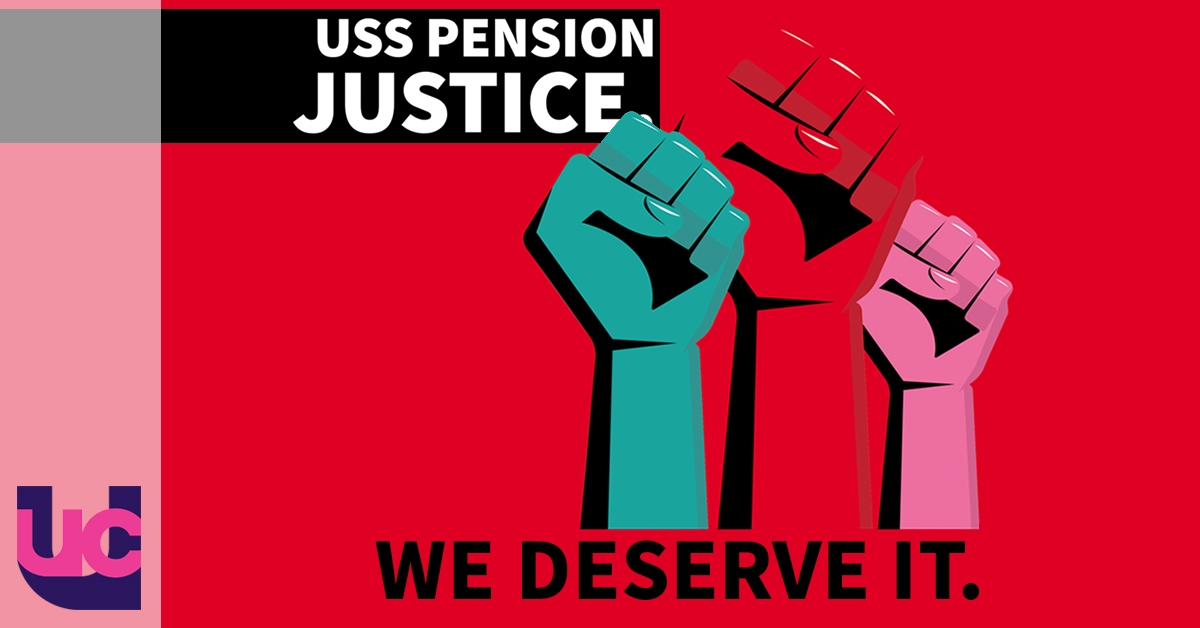 USS pension justice - we deserve it (logo)