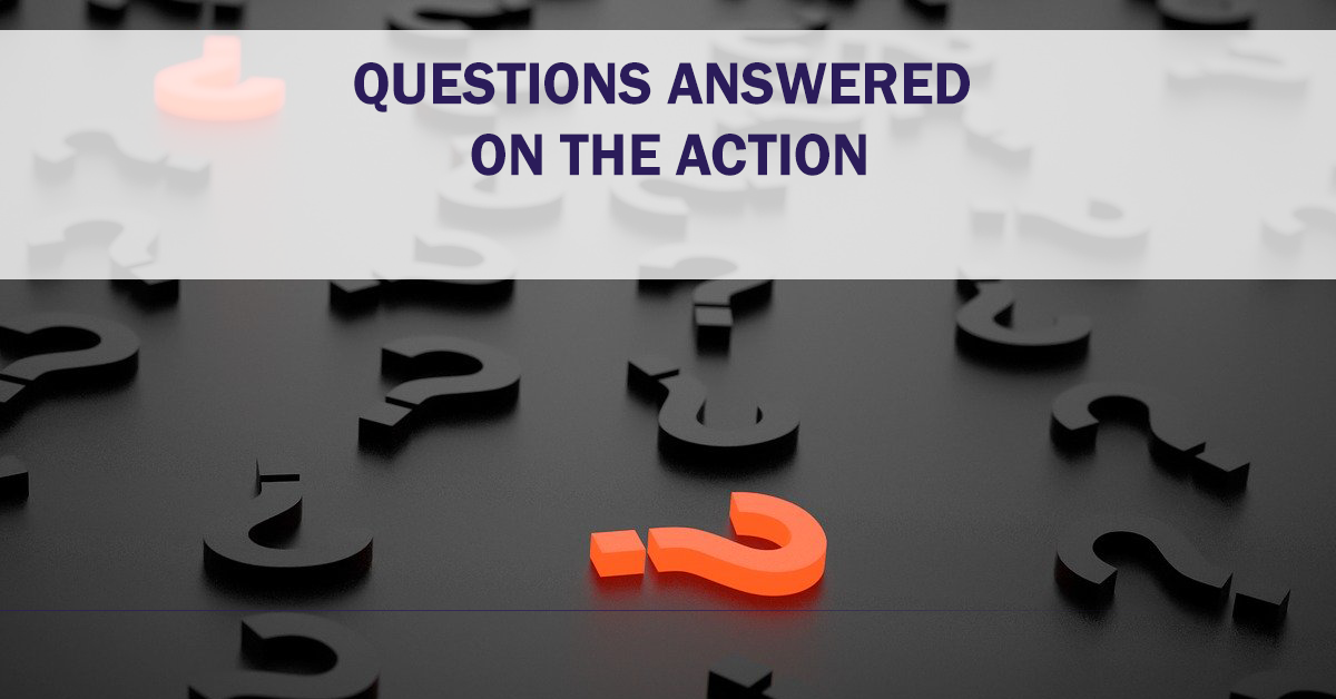 HE action - FAQs