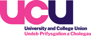 image depicting UCU Wales logo
