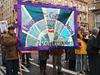 image depicting UCU Scotland  marching on St Andrews Day with banner