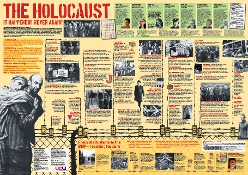 The Holocaust - UCU timeline wallchart