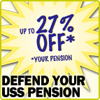 image depicting Defend your USS pension