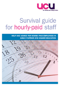 UCU hourly paid survival guide