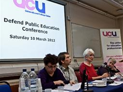 Defend Public Education Conference - Panel #2