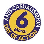 Anti-casualisation day of action