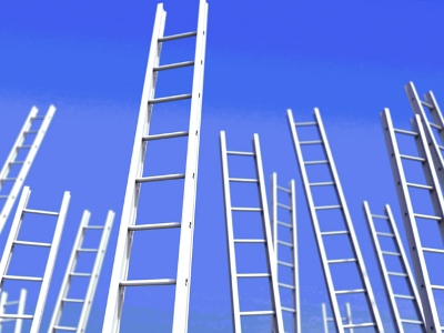 Group of ladders