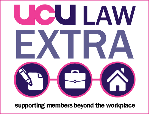 UCU Law Extra : This link opens in a new window