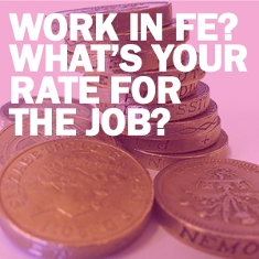 FE rate for the job