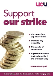 HE May 2016 strike day leaflet
