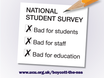 Boycott the NSS