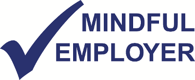 Mindful Employer logo : This link opens in a new window