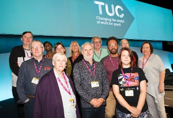 UCU at TUC 2017