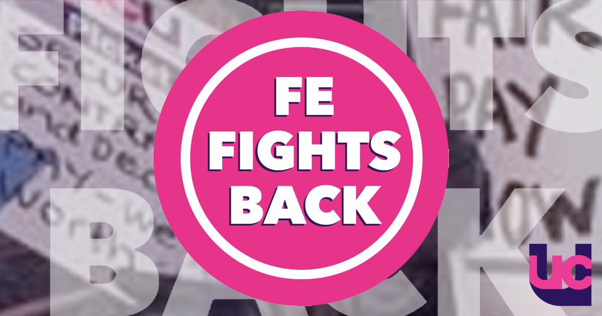 FE fights back - share