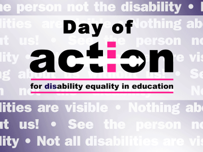 Disability day of action